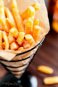 Seasoned French Fries