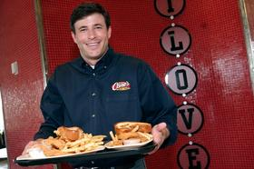 Raising Cane's CEO Todd Graves